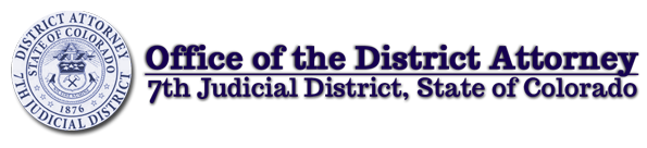 7th Judicial District Attorney Mobile Logo