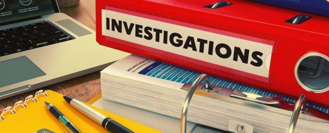 Investigation Materials (photo)